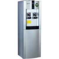 Кулер для воды Aqua Work 16-L/EN-ST серебро компрессорный с системой турбонагрева