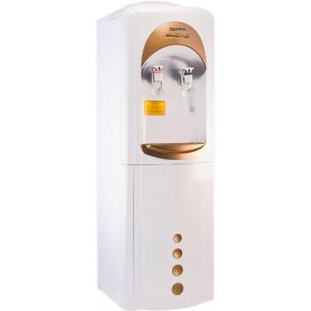 Кулер для воды Aqua Work 16-L/HLN бело-золотой компрессорный