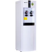 Кулер для воды Aqua Work 16-L/EN-ST белый компрессорный с системой турбонагрева