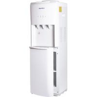 Кулер для воды Aqua Work 1345-S-B белый с холодильником компрессорный