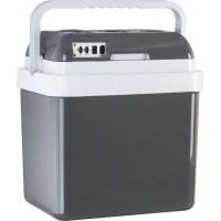 Автохолодильник Aqua Work YT-A-24X серый