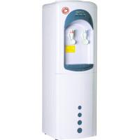 Кулер для воды Aqua Work 16-L/HLN бело/синий компрессорный